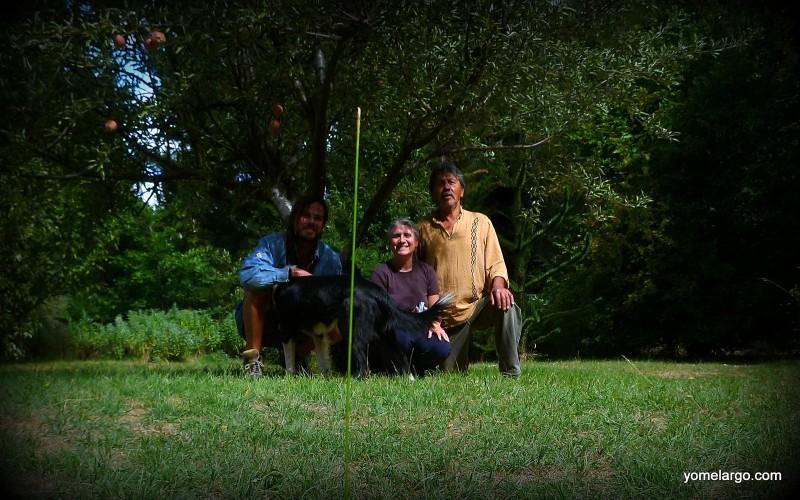 La familia que me abrió los últimos Andes